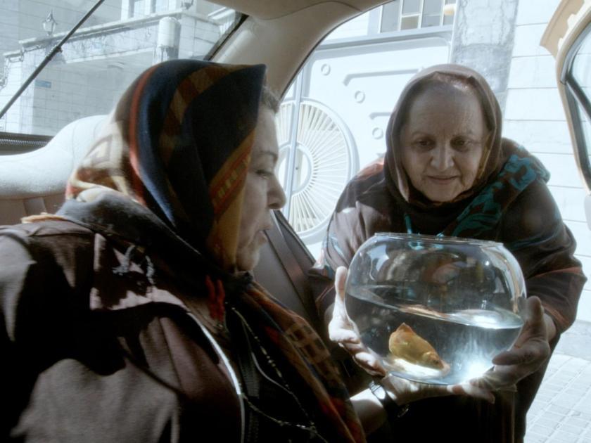 2 Woman and their Precious Cargo